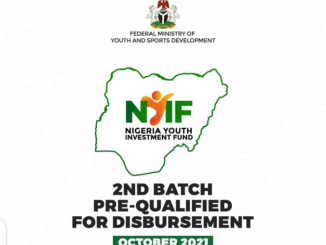 Nigeria Youth Investment Fund (NYIF) Releases List Of Successful Applicants For Second (2nd) Batch | How To Check List